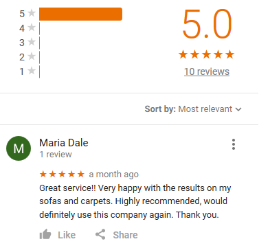 Click here to see Google Reviews